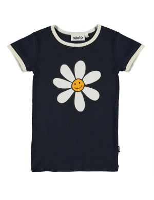 Molo Rhiannon T-shirt Smiley Daisy