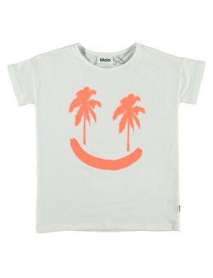 Molo Ribila T-shirt Neon Palmtree