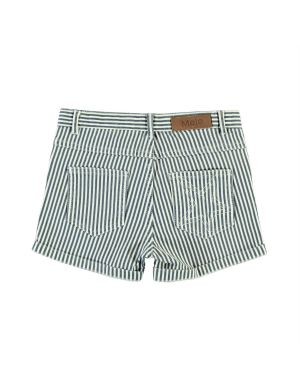 Molo Audrey Short Eclipse Stripe