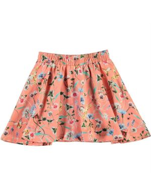 Molo Barbera Skirt Wildflower Coral