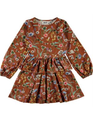 Molo Christabelle Dress Wildflowers