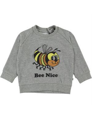 Molo Disco Baby Sweater Bee Nice