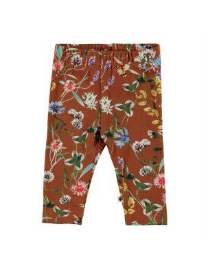 Molo Stefanie Baby Pants Wildflowers