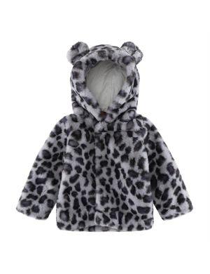 Molo Ulva Jacket Snowy Leo Fur