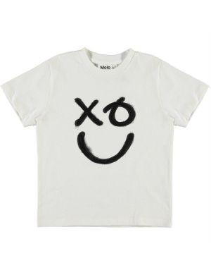 Molo Roxo T-shirt Summer White
