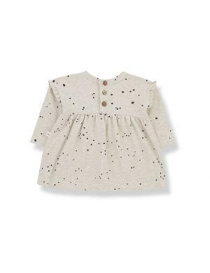 1+ in the family Aitana Dress Alabaster