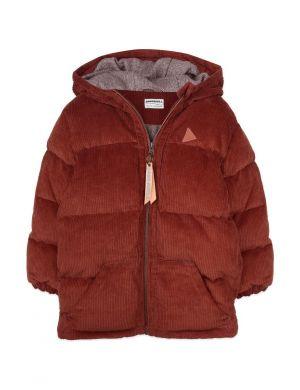 Ammehoela Cordy Jacket Brick