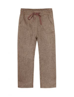 Ammehoela Harley Pants Dark Brown