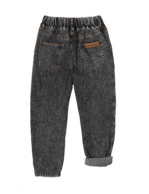 Ammehoela Harley Denim Pants Black Washed