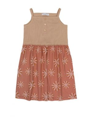 Ammehoela Isla Dress Sea Flower