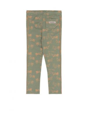 Ammehoela Jax Trackpants Grasshopper