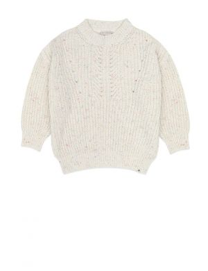 Ammehoela Sweater Jumper egg white-multi