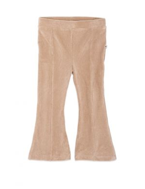 Ammehoela Liv Flared Pants Sand