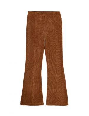 Ammehoela Liv Flared Pants Wood
