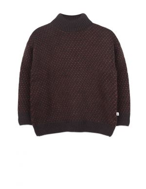 Ammehoela Noah Sweater Brown