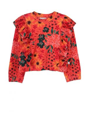 Ammehoela Philou Shirt Vintage Flower