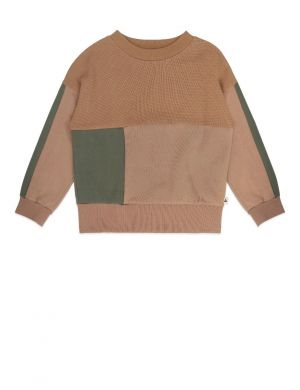 Ammehoela Rocky Sweater Sandy-beach