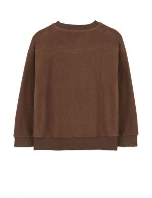Ammehoela Rocky Sweater Dark Brown