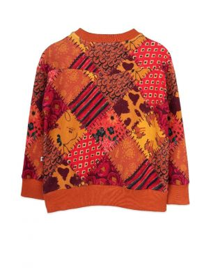 Ammehoela Rocky Sweater Patchwork