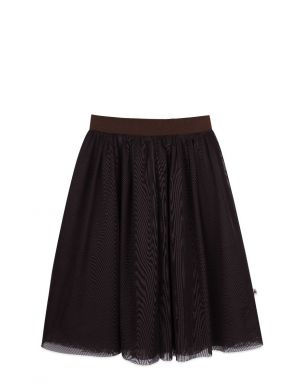 Ammehoela Romee Skirt Warm Brown