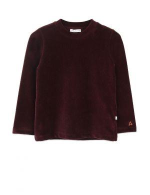 Ammehoela Sofie Shirt Plum