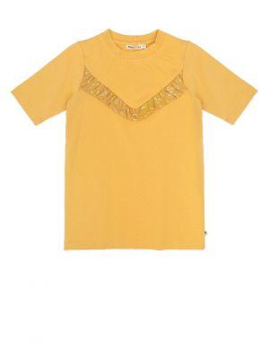 Ammehoela Sofie Shirt Nugget Gold