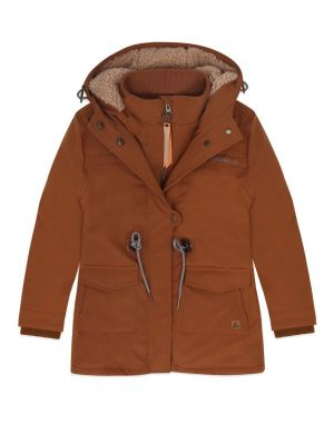 Ammehoela Storm Parka Brown