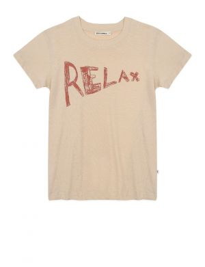 Ammehoela Zoe T-shirt Pebble Relax