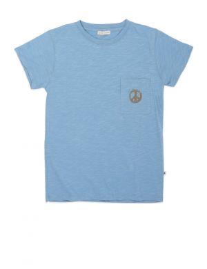Ammehoela Zoe T-shirt Blue Shadow
