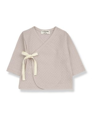 1+ in the family Annie Newborn Shirt Nude