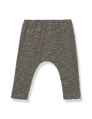 1+ in the family Ans Leggings black/beige