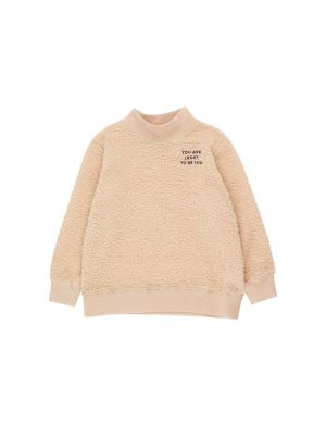 Tiny Cottons Your Are Lucky Sweatshirt sand/aubergine