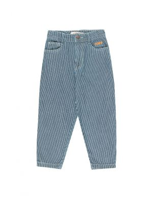 Tiny Cottons Stripes Baggy Denim