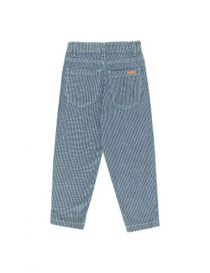 Tiny Cottons Stripes Baggy Denim