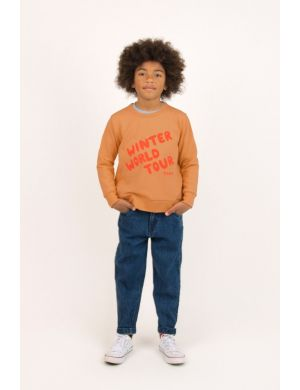 Tiny Cottons Winter World Tour Sweatshirt
