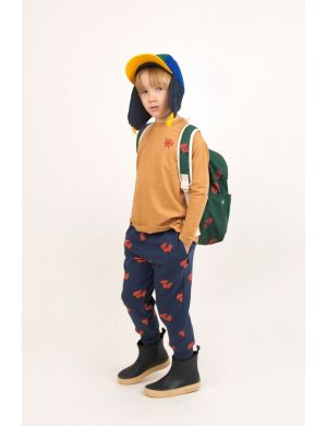 Tiny Cottons Foxes Sweatpant Light navy/Sienna