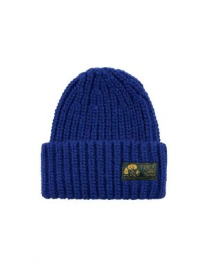Tiny Cottons Solid Beanie Ultramarine