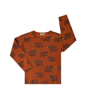 CarlijnQ Longsleeve Boxed Grizzly