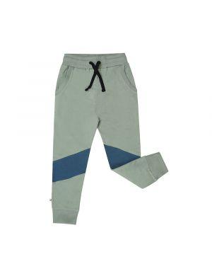CarlijnQ Sweatpants Compass Light Blue