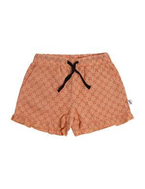 CarlijnQ Ruffled Shorts Broderie