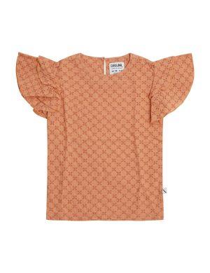 CarlijnQ Ruffled Shirt Broderie