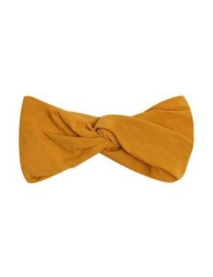 CarlijnQ Twisted Headband Orange