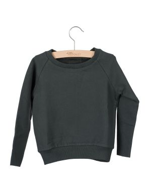 Little Hedonist Caecilia Sweater Pirate Black