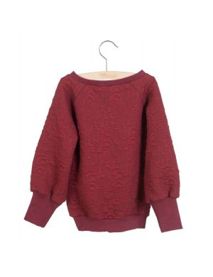 Little Hedonist Long Cuffed Sweater Celie Cordovan