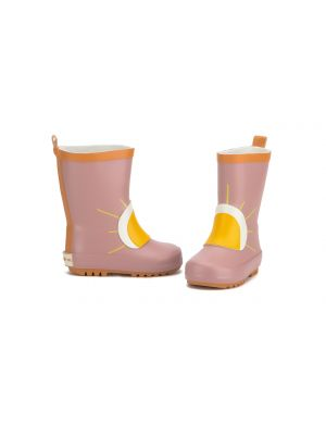 Grech and Co Rain Boots - Burlwood