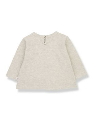 1+ in the family Dalia Girly Shirt Alabaster