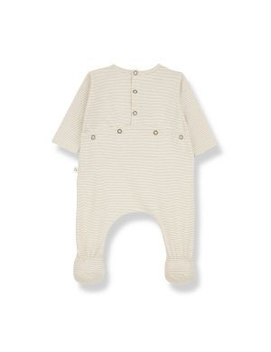 1+ in the family Didac Jumpsuit Beige