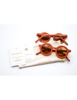 Grech & Co Sunnies - Rust