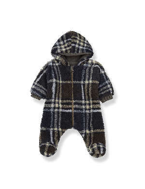 1+ in the Family Durro Polar Suit Blue Notte