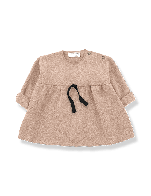 1+ in the family Estela dress rose